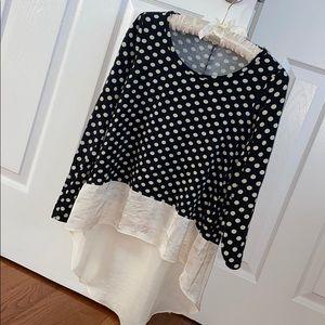 Lili's Closet Tunic Top